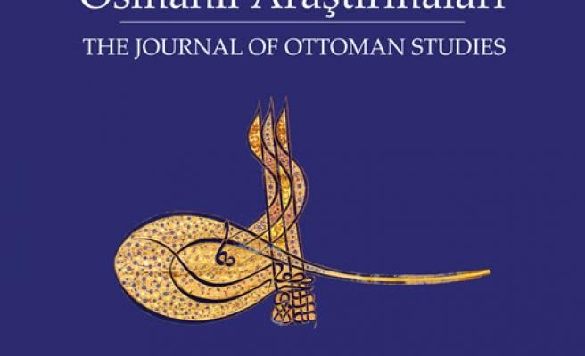 Osmanlı Araştırmaları Dergisi'nin 49. sayısı çıktı