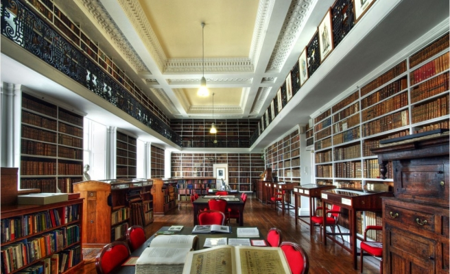İngiltere'de 10 Sene İçinde 240 Kütüphane Kapatılmış!