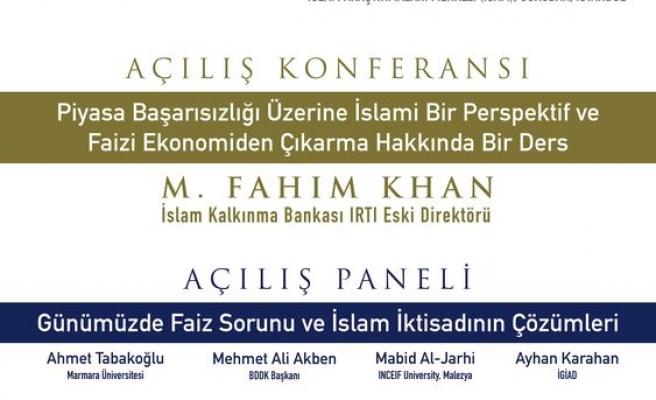 5. İslam İktisadi Atölyesi: 'İslam İktisadı Perspektifinden Faiz'