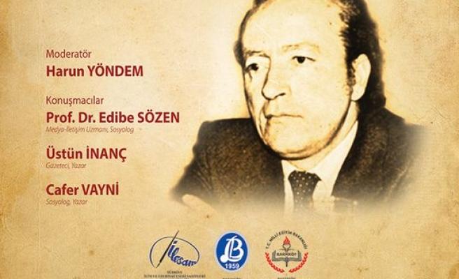 Türk'ün Fikir Kalelerinden Erol Güngör