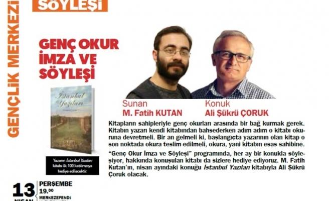 Ali Şükrü Çoruk'tan İstanbul Yazıları