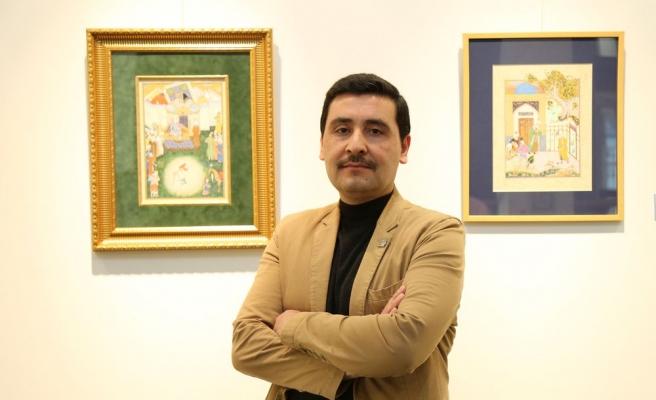 Cihangir Aşurov: Minyatür insanın iç dünyasının sembolik bir tasviridir