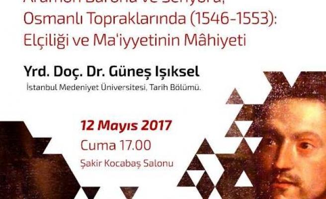Elçi Gabriel de Luetz'in Osmanlı deneyimi