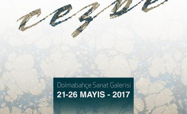 'Cezbe' ebru sergisi açılıyor