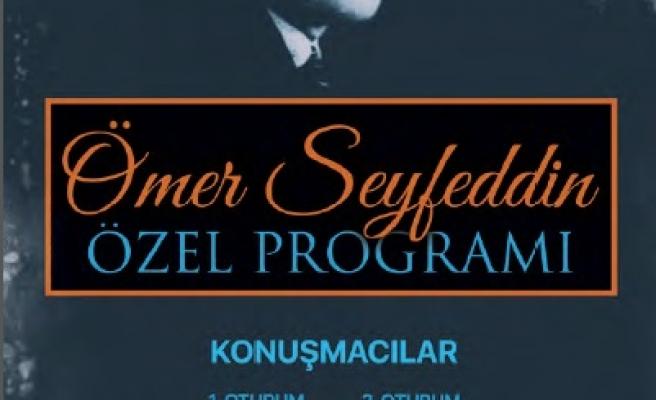 Ömer Seyfettin Özel Programı