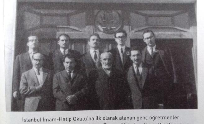 Beyoğlu'nda Bir Hafız: Mehmet Ali Sarı