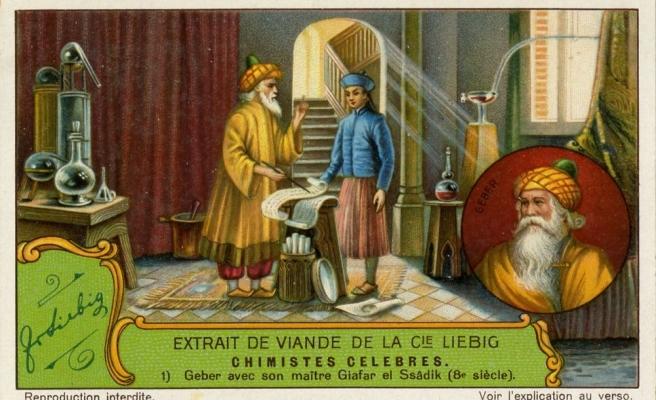 Bakırı Altına Çevirmek ya da Sûfîlerin Modern Bilim ile Örtüşen Görüşleri