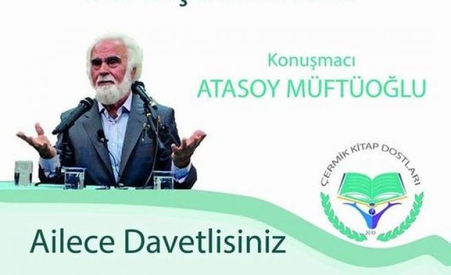 Atasoy Müftüoğlu Diyarbakır'da