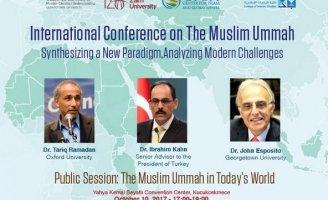 Uluslararası İslam Dünyası Sempozyumu
