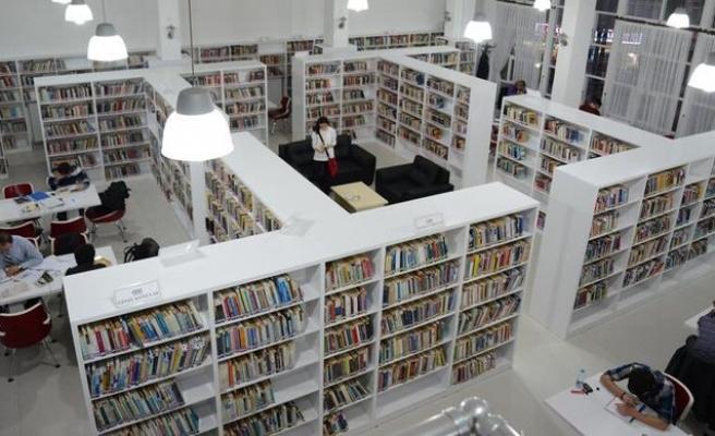 Halk kütüphanelerinin çalışma süreleri uzatıldı