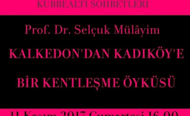 Kalkedon'dan Kadıköy'e Bir Kentleşme Öyküsü
