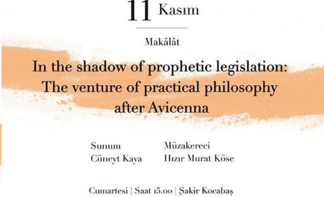 Peygamber Yasasının Gölgesinde: İbn Sina Sonrası Ameli Felsefe