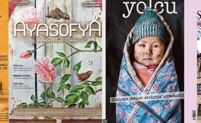 Kasım 2017 Dergilerine Genel Bir Bakış-1
