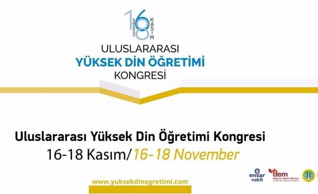 Uluslararası Yüksek Din Öğretimi Kongresi