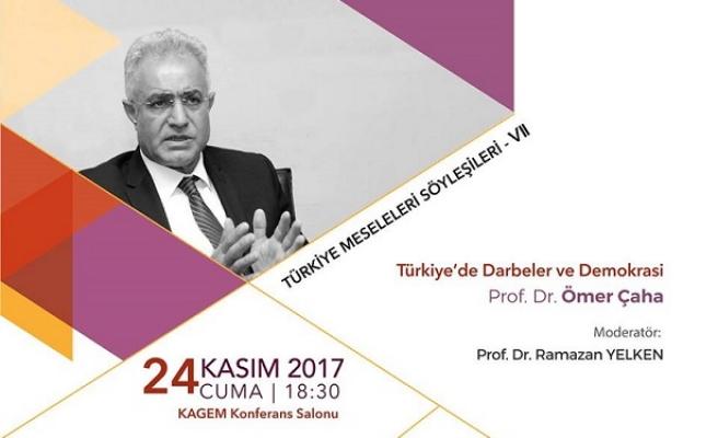 Türkiye'de Darbeler ve Demokrasi