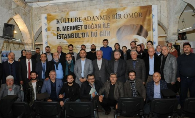 D. Mehmet Doğan'a vefa