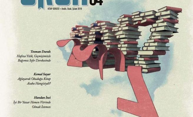 Okur dergisinin 4. sayısı çıktı