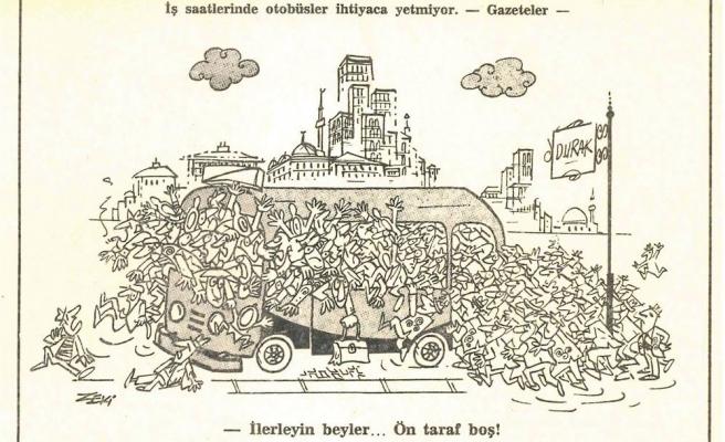Karikatürler Üzerinden Belediyeciliğin Tarihi: Bize Belediye Baksın