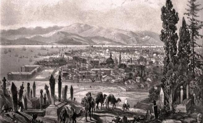 Osmanlı Liman Kenti Olan İzmir'in Oluşumu
