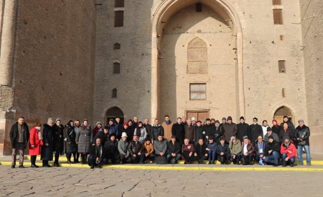 Türkçenin 12. Uluslararası Şiir Şöleni Türkistan'da gerçekleştirildi
