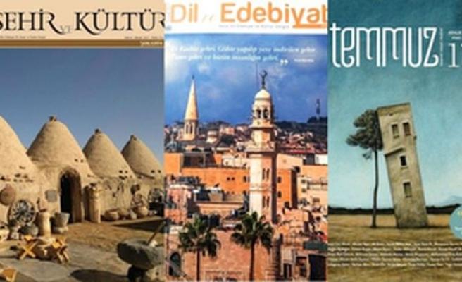 Aralık 2017 Dergilerine Genel Bir Bakış