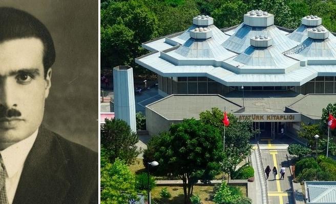 Seyfettin Özege'nin Kişisel Arşivi Atatürk Kitaplığı'nda