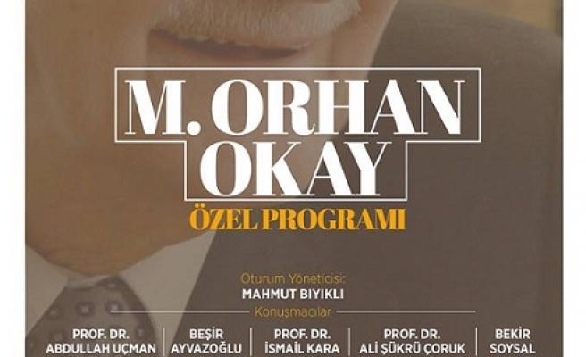 Orhan Okay Özel Programı