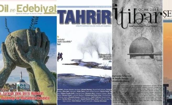 Ocak 2018 Dergilerine Genel Bir Bakış-2
