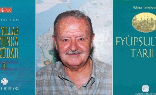 Eyüpsultan ve Üsküdar Tarihleri Mehmet Nermi Haskan'dan Sorulur