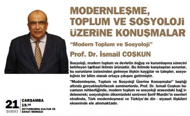 Modern Toplum ve Sosyoloji