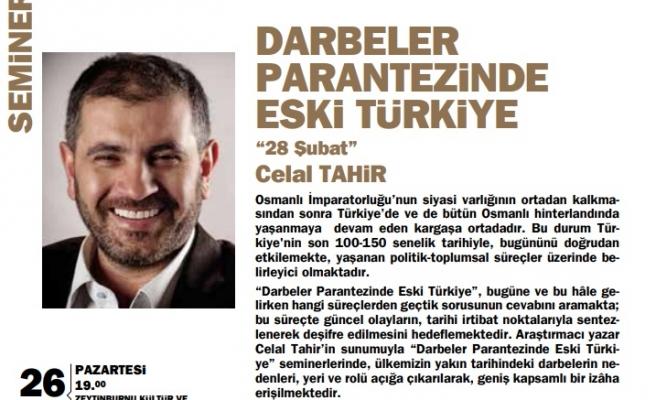 Darbeler Parantezinde Eski Türkiye