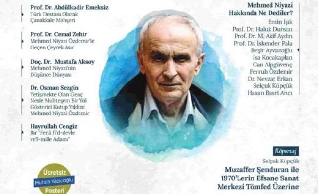 Yarın dergisinden Mehmed Niyazi dosyası