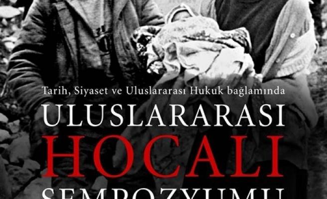 Yirmi Altıncı Yılında Hocalı Katliamı Anılacak