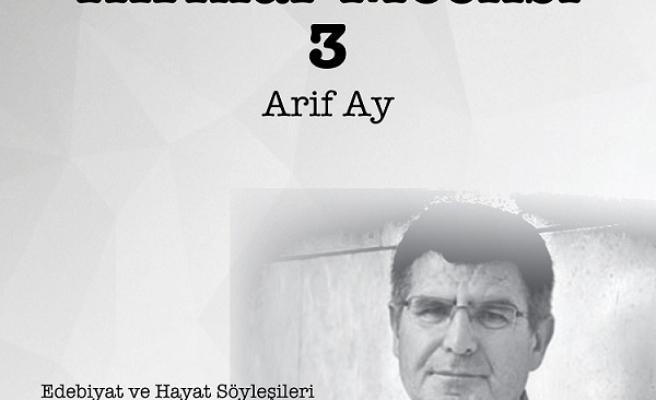 40'lar Meclisi'nin Konuğu Arif Ay