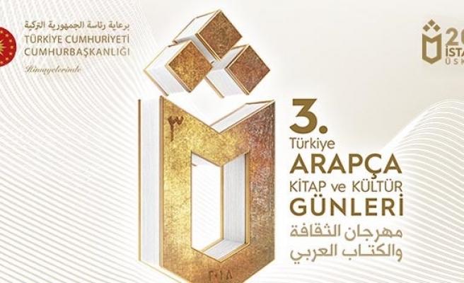 3. Türkiye Arapça Kitap ve Kültür Günleri