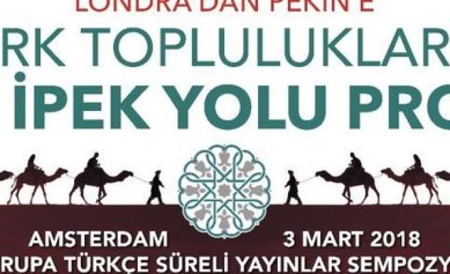8. Avrupa Türkçe Süreli Yayınlar Sempozyumu