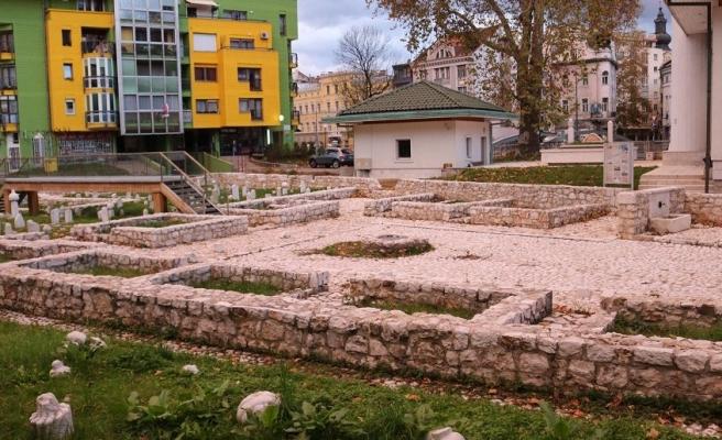 Saraybosna'da Hafız Halid Efendi Hacımuliç'in Yaktığı Çerağ