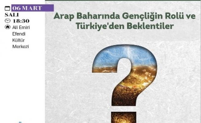 Arap Baharında Gençliğin Rolü ve Türkiye'den Beklentiler