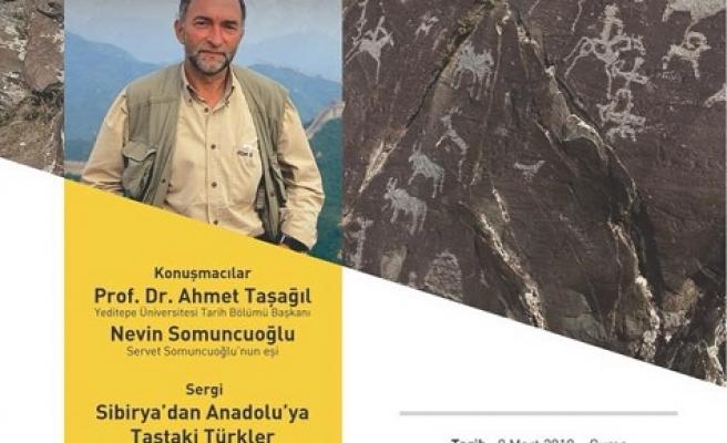 Sibirya'dan Anadolu'ya Taştaki Türkler