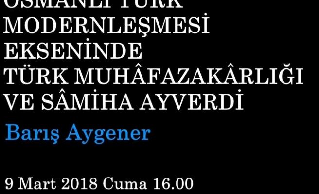 Osmanlı-Türk Modernleşmesi Ekseninde Türk Muhâfazakârlığı