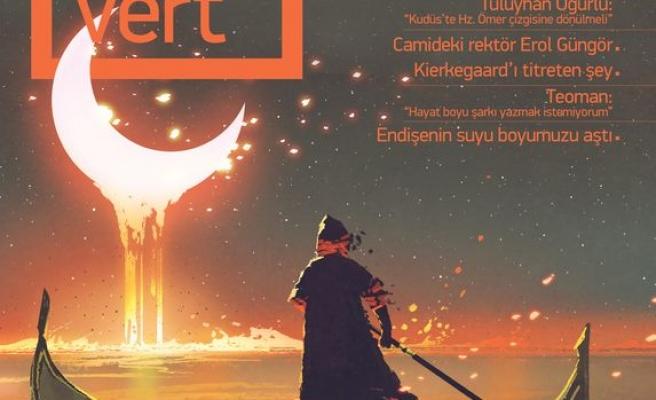 Lacivert dergisinden 'Korku' dosyası