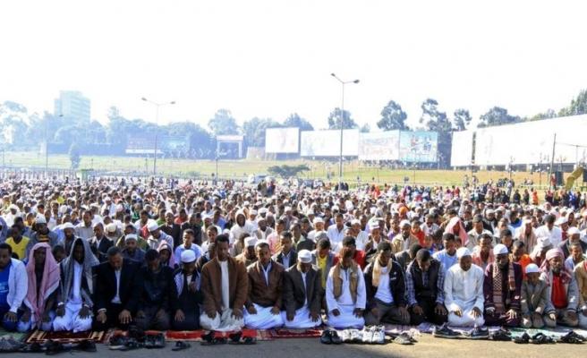 Etiyopya'da Müslümanların Ahvali