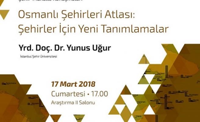 Osmanlı Şehirleri Atlası