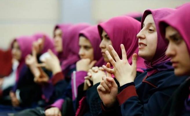 Mahmut Küçük: İşitme Engelliler 'Bismillah' Demeyi Bilmiyordu