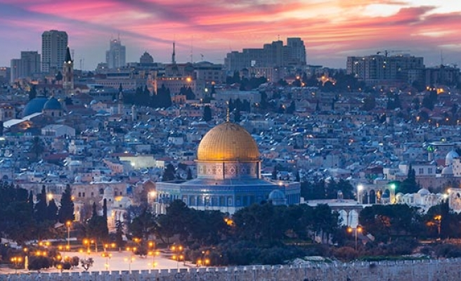 Kudüs İşgale Başkent Olur Mu?