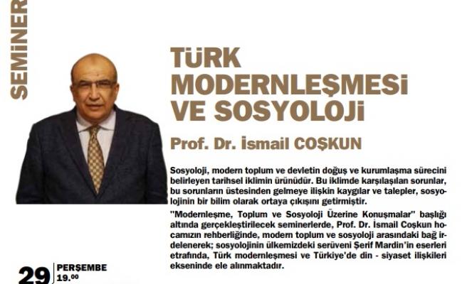 Türk Modernleşmesi ve Sosyoloji