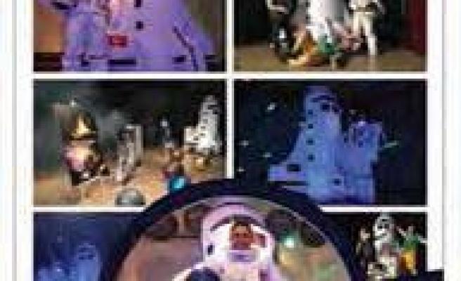 Minik Astronot çocuk tiyatrosu Bayrampaşa'da