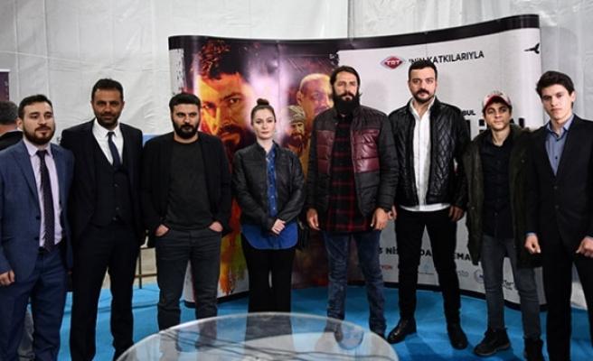 Kardeşim İçin Der'a Filminin Galası Suriye'de Gerçekleştirildi