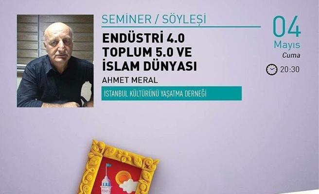 Endüstri 4.0 Toplum 5.0 İslam Dünyası