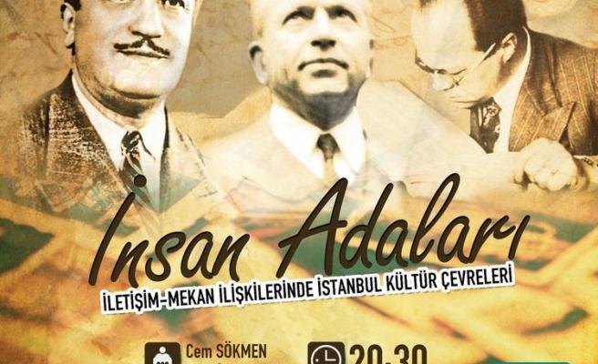İletişim Mekan İlişkilerinde İstanbul Kültür Çevreleri